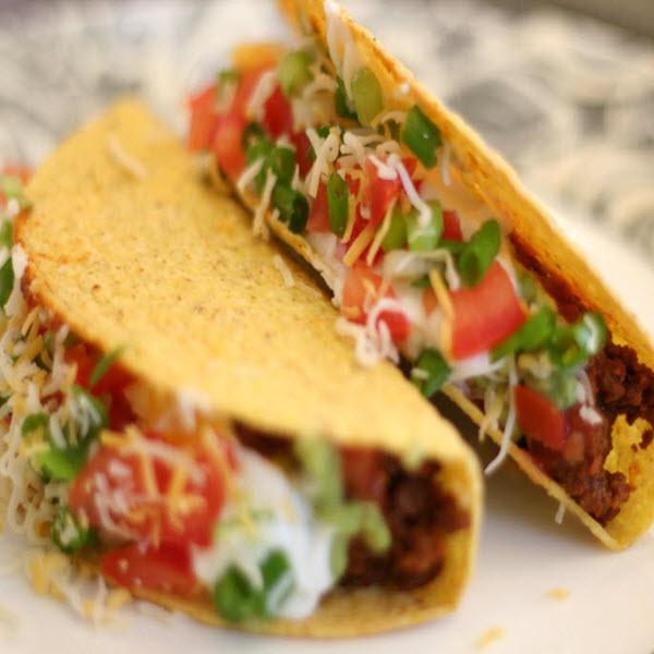 Mexican Tacos – Vegetarian Tacos