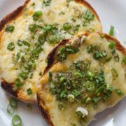 Chilli Cheese Onion Toast