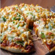 Corn Veg Pizza